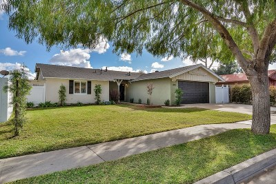 San Diego Single Family Home For Sale: 8455 Lake Ben Ave