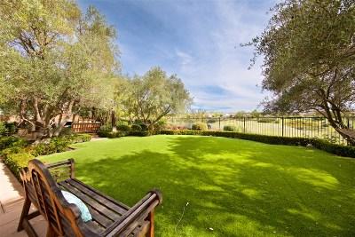 San Diego Single Family Home For Sale: 14378 Caminito Lazanja