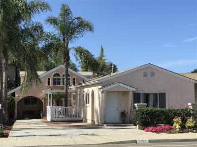 Carlsbad Multi Family 2-4 For Sale: 3357 Madison St