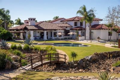 Rental For Rent: 7152 Rancho La Cima Dr