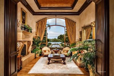 Rancho Santa Fe CA Single Family Home For Sale: $7,299,000