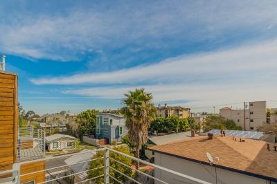 Hillcrest, Hillcrest - Marston Hills, Hillcrest-Mission Hills-Med.zone, Hillcrest/Bankers Hill, Hillcrest/Mission Hills Attached For Sale: 217 Montecito Way