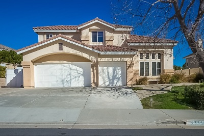 Murrieta CA Single Family Home For Sale: $549,000