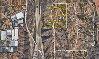 Bonsall Residential Lots & Land For Sale: Palos Verdes Drive