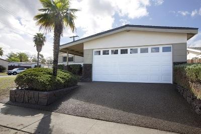 Single Family Home For Sale: 7277 Eckstrom Ave.