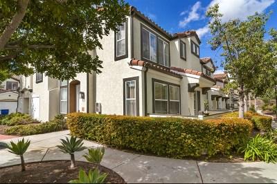 Chula Vista CA Townhouse For Sale: $410,000