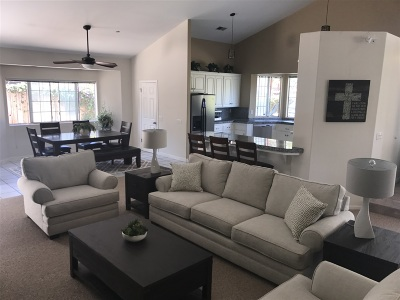 Vista Single Family Home For Sale: 535 Valley