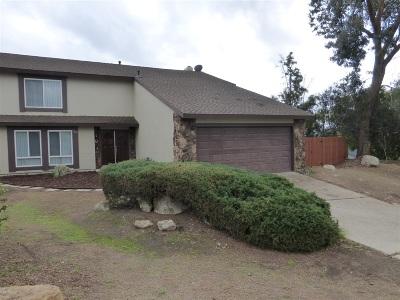 La Mesa Single Family Home For Sale: 9829 Bonnie Vista Dr.