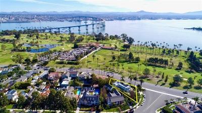 Coronado Single Family Home For Sale: 848 Glorietta Blvd