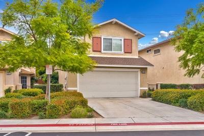 Escondido CA Single Family Home For Sale: $459,000