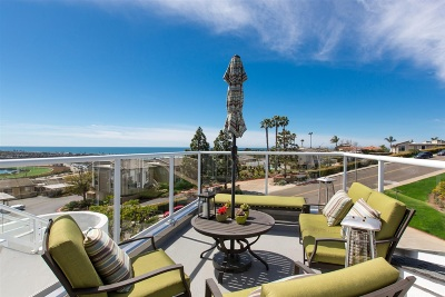 Solana Beach Townhouse For Sale: 305 Shoemaker Lane