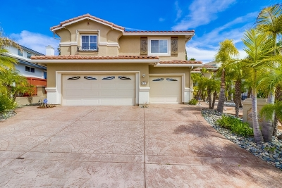 Rancho Del Rey Single Family Home For Sale: 571 Paseo Burga