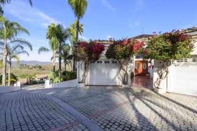 Escondido Single Family Home For Sale: 1425 Victoria Glen