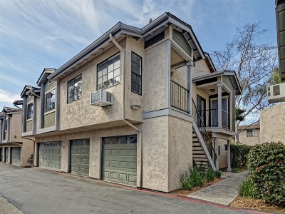 Escondido Townhouse For Sale: 1225 N Broadway #24