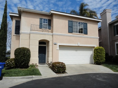 Oceanside CA Single Family Home For Sale: $472,000