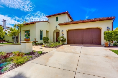 Single Family Home For Sale: 16862 Stagecoach Pass