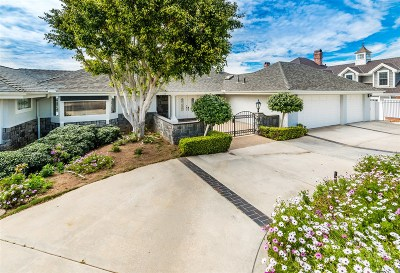 Carlsbad Single Family Home For Sale: 4407 Highland Dr