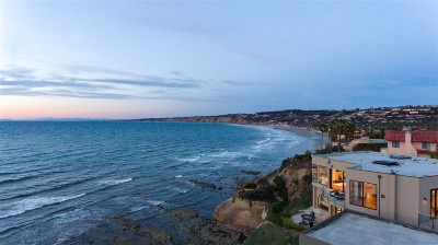 La Jolla Single Family Home For Sale: 1828 Spindrift Drive