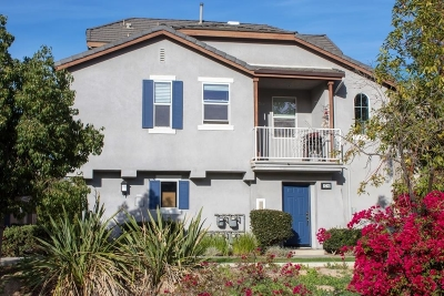 Chula Vista Townhouse For Sale: 2729 Wild Cherry Ct