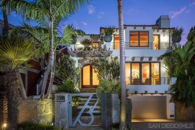 Single Family Home For Sale: 734 Glorietta Blvd