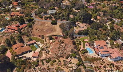 Poway Residential Lots & Land For Sale: Acorn Patch Road
