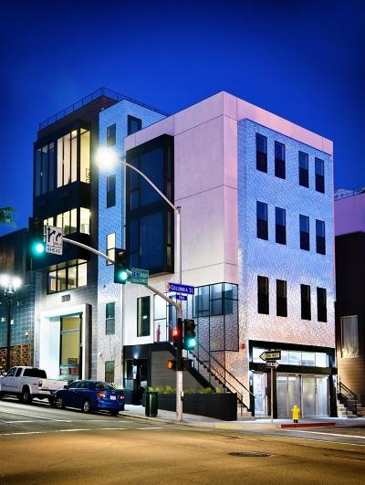 San Diego Multi Family 5+ For Sale: 1965 Columbia Street