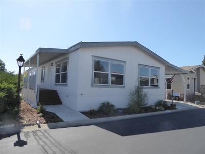 Citrus Gardens, Via Verde Estates, Lawrence Welk, Champagne Village, Rancho Escondido Mobile/Manufactured For Sale: 525 W El Norte Pkwy #166
