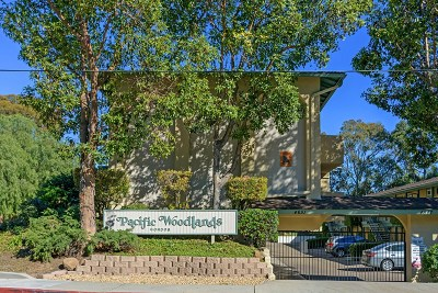 Pacific Beach Rental For Rent: 4651 Pico St #110