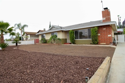 Vista Single Family Home For Sale: 704 Anns Way