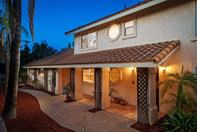 Escondido Single Family Home For Sale: 29091 N View Ln