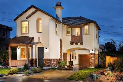 San Marcos Single Family Home Back On Market: 1736 Kenwood Pl.