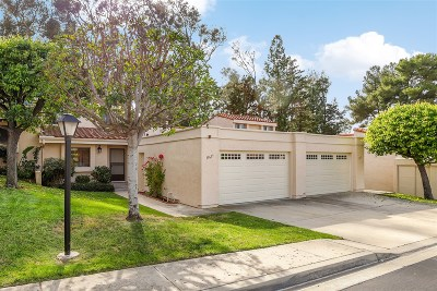 Poway Townhouse For Sale: 13617 Penina St