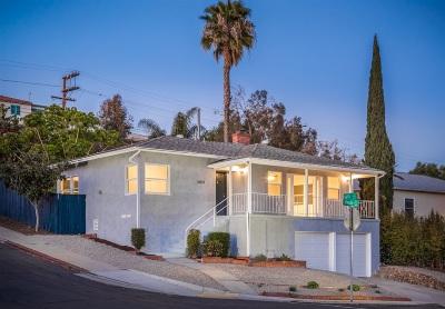 El Cerrito, El Cerrito/West College Single Family Home For Sale: 5804 Meade Ave