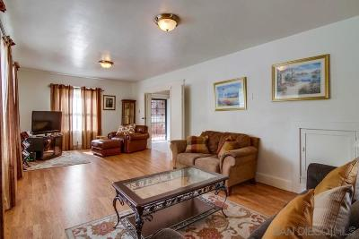 Bankers Hill Multi Family 2-4 For Sale: 2524-2526 Horton Ave