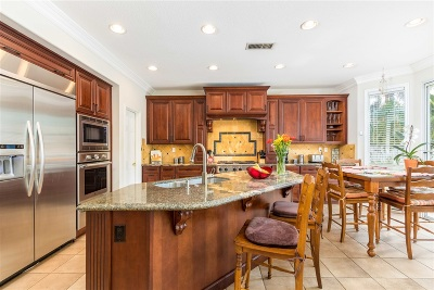 Carlsbad Single Family Home For Sale: 4985 Eucalyptus