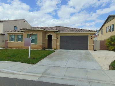 Murrieta CA Single Family Home For Sale: $475,000