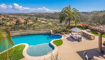 Single Family Home For Sale: 4551 Rancho Del Mar Trl