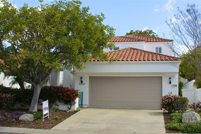 Ocean Hills Country Club Single Family Home For Sale: 4958 Lerkas Way