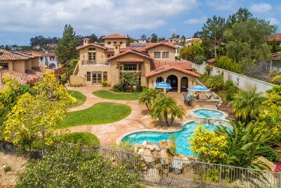 Single Family Home For Sale: 5123 Meadows Del Mar