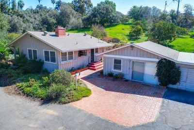 Single Family Home Back On Market: 2596 Los Alisos S
