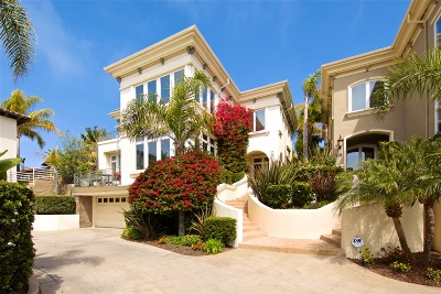 Cardiff By The Sea Single Family Home For Sale: 1411 San Elijo Ave.