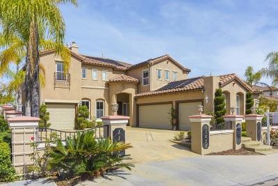 Single Family Home For Sale: 11670 Aspendell