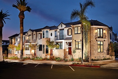 La Jolla CA Attached For Sale: $2,499,500