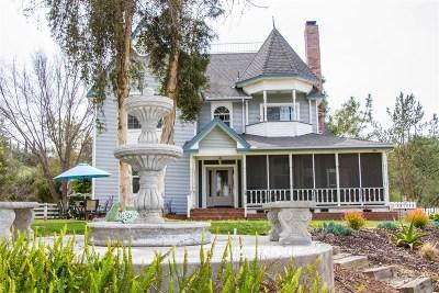 Single Family Home Contingent: 40340 Sandia Creek Drive