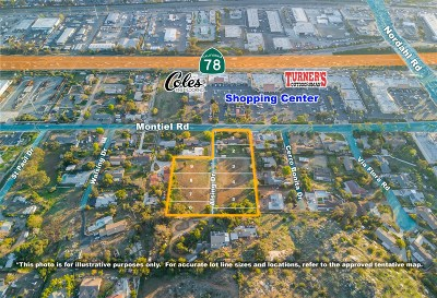 San Marcos Residential Lots & Land For Sale: Montiel #-