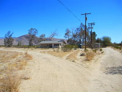 Single Family Home For Sale: 502 Henderson Canyon Road