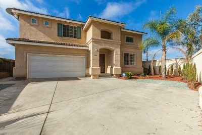 Rancho Del Rey Single Family Home For Sale: 820 Camino Del Sol