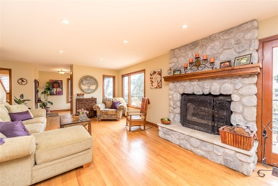 Single Family Home For Sale: 823 Passiflora