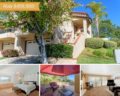 Escondido Attached For Sale: 1306 Gary Ln
