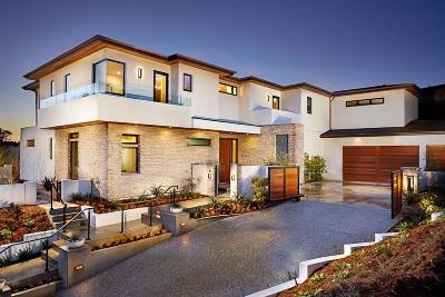 La Jolla Single Family Home For Sale: 6819 Paseo Laredo